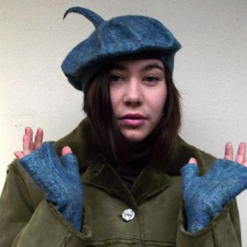 sada baret a rukavice